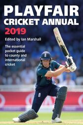 Playfair Cricket Annual 2019