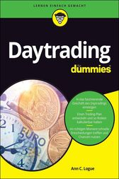 Daytrading für Dummies by Ann C. Logue