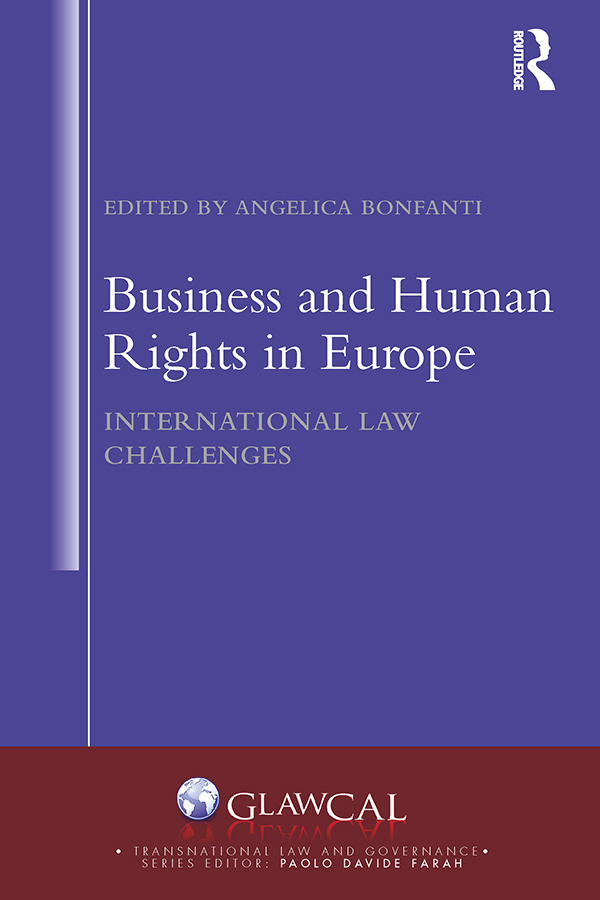 Download Ebook Business and Human Rights in Europe by Angelica Bonfanti Pdf