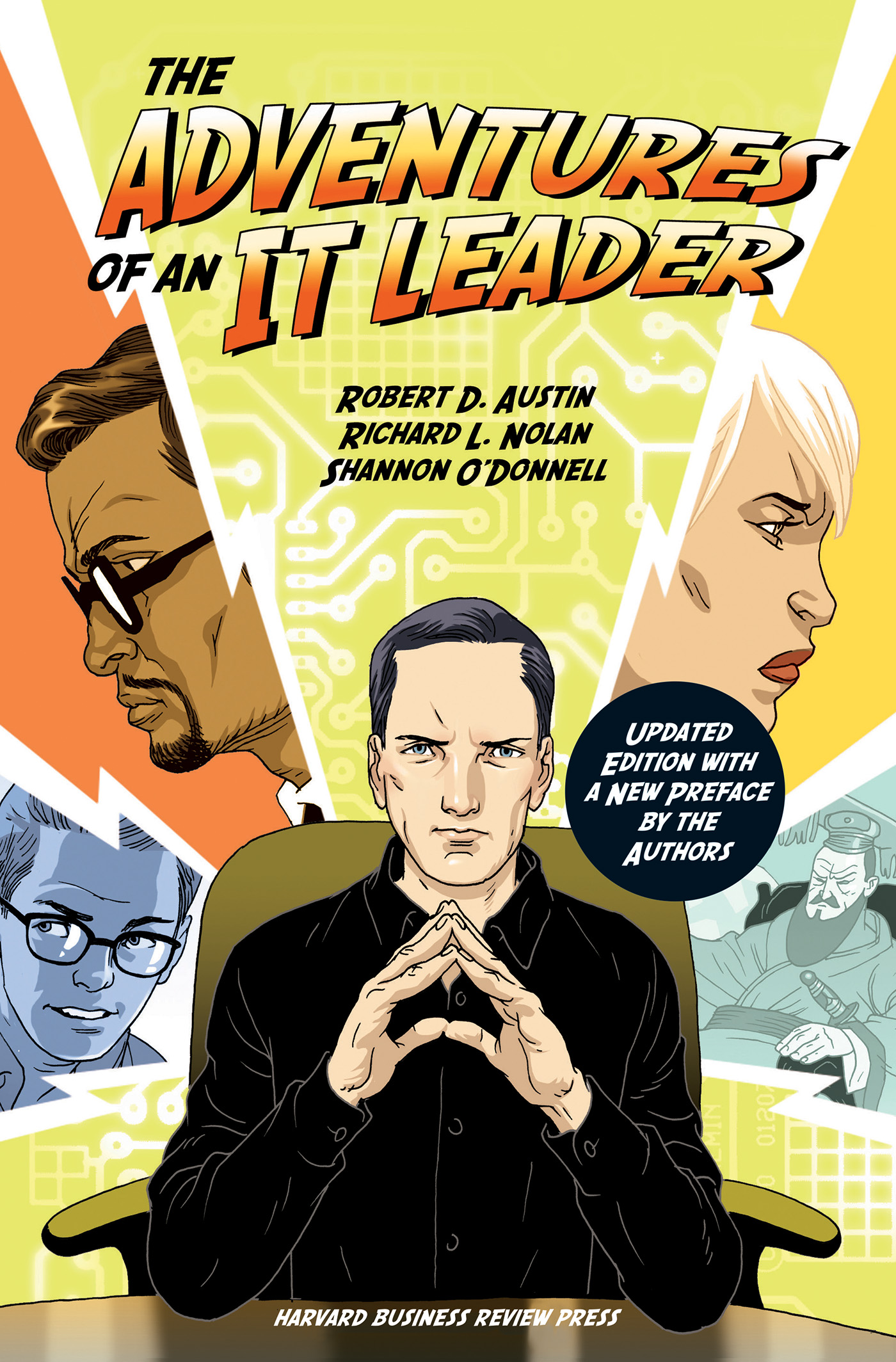 Download Ebook The Adventures of an IT Leader, Updated Edition with a New Preface by the Authors by Robert D. Austin Pdf