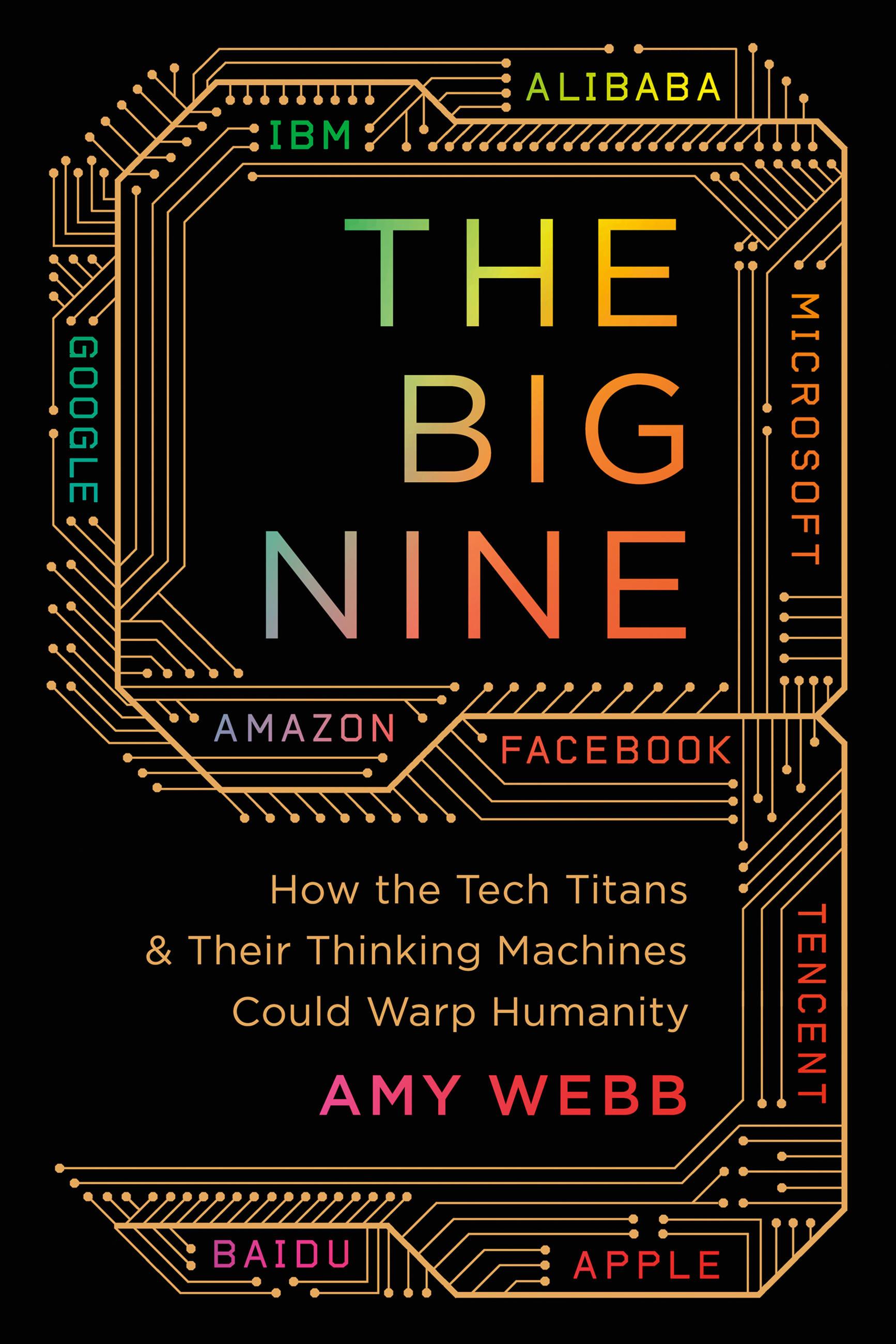 Download Ebook The Big Nine by Amy Webb Pdf