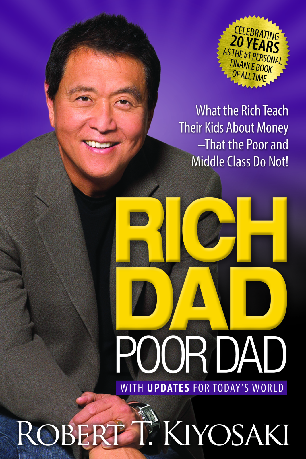 Download Ebook Rich Dad Poor Dad by Robert T. Kiyosaki Pdf