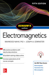 And of problems outline theory of electromagnetics pdf schaums