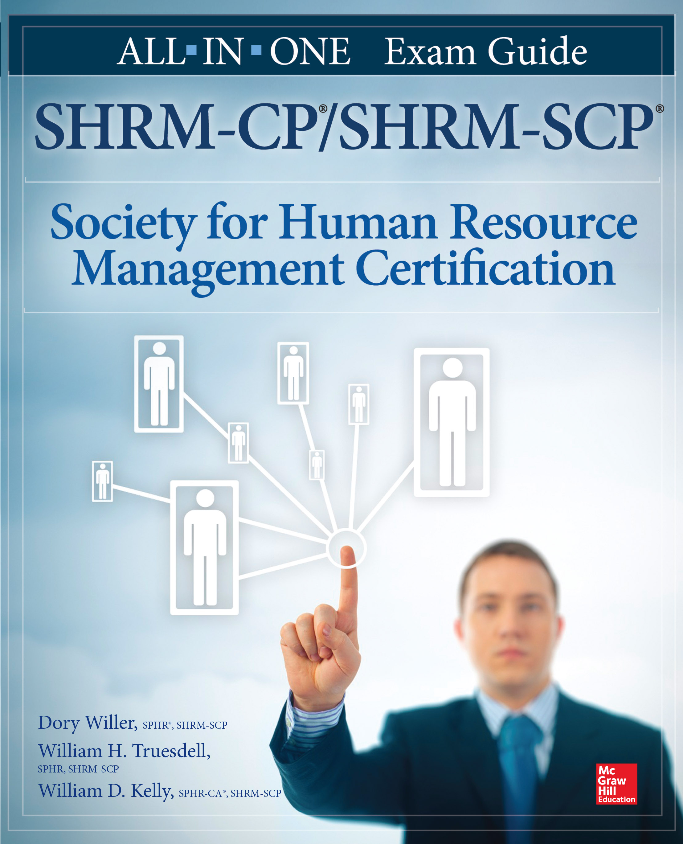 Download Ebook SHRM-CP/SHRM-SCP Certification All-in-One Exam Guide by Dory Willer Pdf