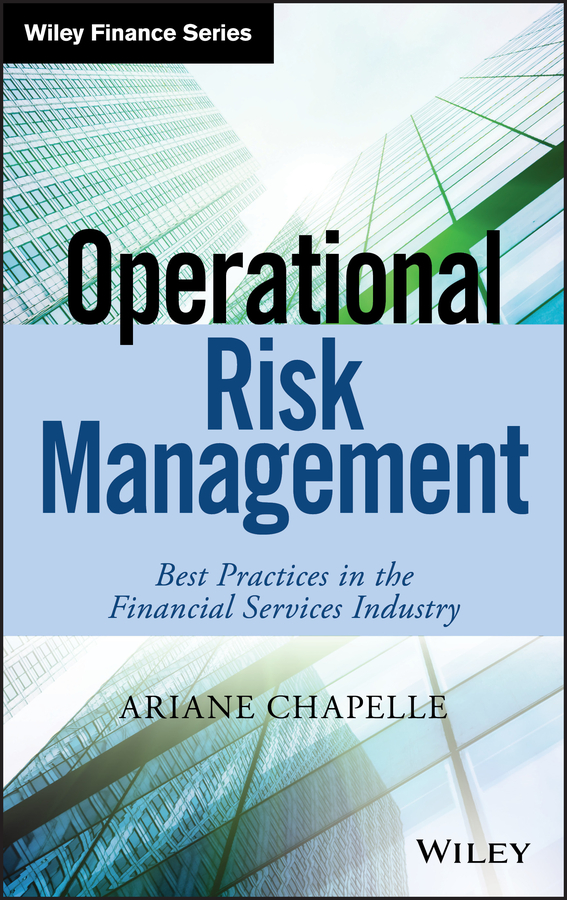 Download Ebook Operational Risk Management by Ariane Chapelle Pdf